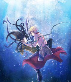 Resultado de imagen de Fate/X protagonist