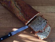 Cake à la Banane et au Son dAvoine d'Anne Dubndidu
