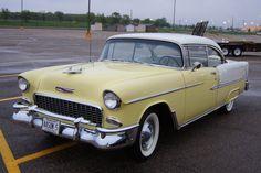 1955 Chevrolet Bel Air | Paul & Carol's awesome '55 Bel Air … | Flickr - Photo Sharing!