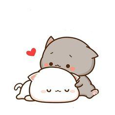 Cute Images, Cute Cartoon, Hello Kitty, Cartoons, Milk, Peach, Snoopy, Fictional Characters, Crochet Bags