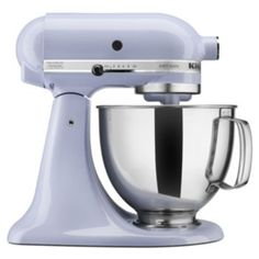 ONE DAY I WILL HAVE YOU. KitchenAid KSM150PS Artisan 5-qt. Stand Mixer
