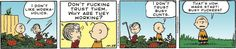 11 Charlie Brown Comics Improved By Noel Gallagher Quotes Charlie Brown Comics, Noel Gallagher, Life S, Gq, No Response, Snoopy, Words, Quotes, How To Make