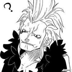 One Piece, Bartolomeo