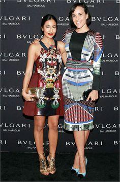 Bulgari: Unveiling of newly redesigned boutique. Guests photo gallery. -- Bulgari: Inauguración de nueva boutique. Fotos de los invitados. #events #luxury #eventos #lujo