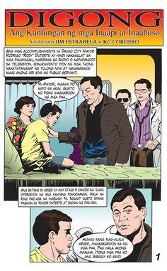 LOOK: Duterte has own comic book Cheap Web Hosting, Ecommerce Hosting, Comic Book, Politics, Blog, Graphic Novels, Comics, Blogging, Cartoons