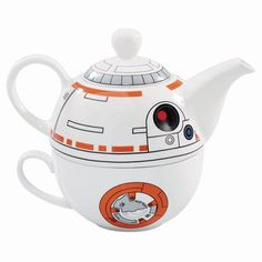 Star Wars: The Force Awakens BB-8 Teapot - Underground Toys - Star Wars - Kitchenware at Entertainment Earth