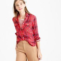 Womens Shirts & Tops : Womens New Arrivals | J.Crew