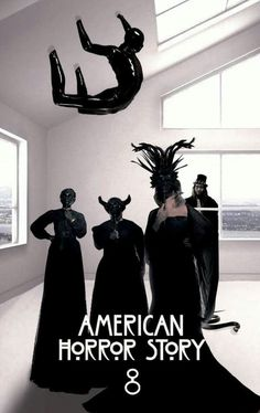 You are watching the movie American Horror Story on American Horror Story is an American anthology horror television series created by Ryan Murphy and Brad Falchuk. American Horror Story Seasons, American Horror Story Coven, Apocalypse, Papa Legba, Horror Show, Evan Peters, Season 8, Series Movies, Horror Stories