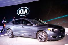 2014 Kia Cadenza Call 360-888-4095 ext. 115 Lorelei Fleming Hanson Motors