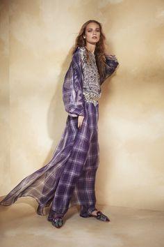 Alberta Ferretti Resort 2018 Fashion Show Collection