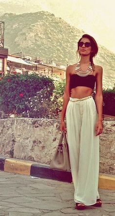 summer style bandeau top