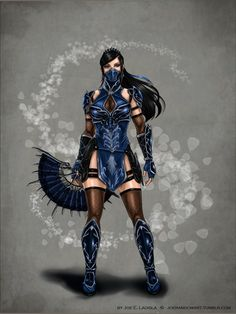 Mortal Kombat X: Fatal Gemini Pack *FAN MADE... Awesome, let's see if I can find a real version of this that I can wear.