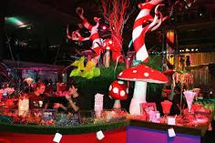 Image result for charlie and the chocolate factory set ideas