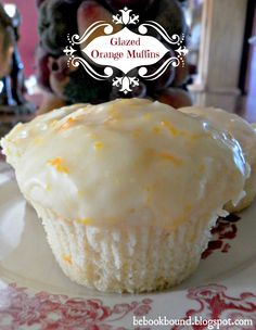 Christmas Carols: Dreaming of a White Christmas and Orange Muffins