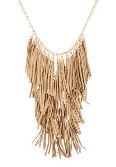 AREZZO - Collar - gold/brown