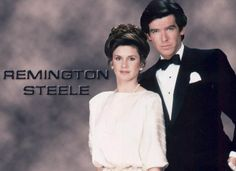 1980s | Remington Steele | Old Shows I Watched