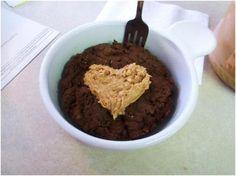 Chocolate Snack Cake (egg whites, protein powder, pumpkin)