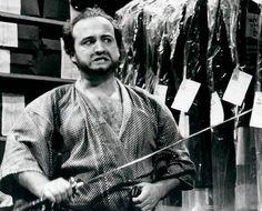 John Belushi SNL Samurai