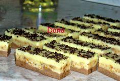 Bosnian Recipes, Croatian Recipes, Baking Recipes, Cookie Recipes, Dessert Recipes, Kolaci I Torte, Torte Recepti, Torta Recipe, Macedonian Food