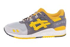 Asics Gel Lyte III - Yellow/mid Grey