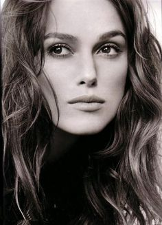 Keira Knightley - i think she is one of the most beautiful women on earth!