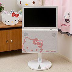 Hello Kitty TV :)