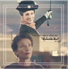 Mary Poppins= my favorite Disney movie growing up....watched 15-16 times a day in my crib jumping up and down to the music