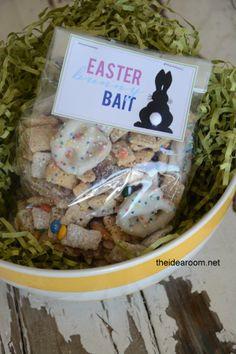 Easter Bunny Bait