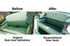 1956 Buick Roadmaster Convertible - Before and After - LeBaron Bonney Company: www.lebaronbonney.com (3-4)