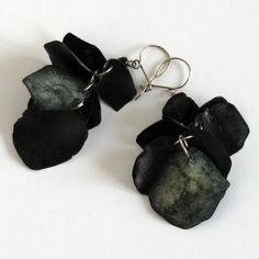 Natural Artist - Cascading Fish Scale Earrings, $14.00 (http://naturalartist.com/cascading-fish-scale-earrings/)