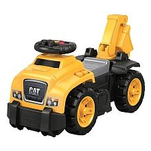 Ride On Caterpillar with Excavator Mega Bloks Toys For Boys Kids Ages 1 to 4 Toys R Us, Toys For Boys, Cat Construction, Caterpillar Toys, Caterpillar Excavators, Cat Excavator, Mega Blocks, Toddler Car, Big Building