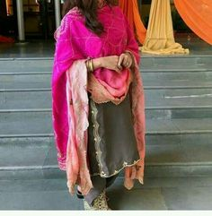 Punjabi Suit ♡♡♡ #rohb #attitude #jattjatti #desi #taur #kaim #suitlove  #thoughtsofmind #punjabisuit #suitsalwar #dupatta #ThatAlluringKaur. FOR MORE FOLLOW PINTEREST : @reetk516
