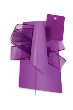 electric violet - Carlin Creative Trend Bureau - Colour trend - SS 2020 - Trends (#1007925) Fashion Forecasting, Purple Reign, Fashion Colours, Color Trends, Fabric, Inspiration, Dawn, Trends, Spring