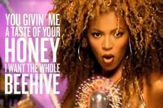 """NEW - Beyonce Lyrics Gallery - """"Work It Out"""""""