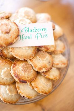 Mini pies: http://www.stylemepretty.com/living/2015/03/23/25-party-foods-you-have-to-try-right-now/
