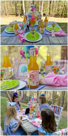 Shabby Chic Easter Party dining by The Party Teacher Baby Shower Parties, Baby Boy Shower, Teacher Party, Childrens Party, I Party, Party Printables, Party Planning, Shabby Chic, Dining Table