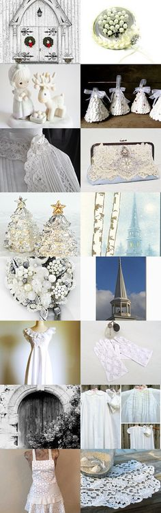 I'm Dreaming of a White Christmas by Diane Waters on Etsy--Pinned with TreasuryPin.com