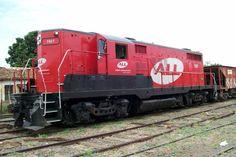 locomotiva ALL SD-40 - Pesquisa Google