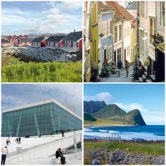 #Norwegen #Oslo #Lillehammer #Hamar #Sognefjord #Floro #Hurtigruten #Bergen #Bergenbahn   www.eberhardt-travel.de/reise/no-norge