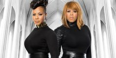 Sister duo Erica and Tina Campbell make up the multi-Grammy award winning Gospel… Erica Campbell, What Goes On, Diva, High Neck Dress, Mary Mary, Grammy Award, January 11, Mothers, Calendar