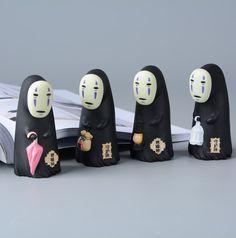 Ghibli Spirited Away No Face, Kaonashi Figure - Ghibli Store