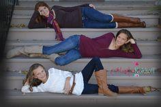 Sibling sisters. Photo idea. Photography.