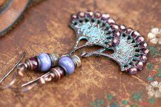 Bohemian Jewelry www.Tribalis.etsy.com