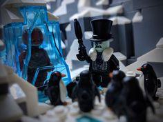 39 - Brent Waller Lego Dc, Lego Batman, Amazing Lego Creations, Dc Heroes, Marvel, Cool Stuff, Gotham, Inspiration, Pictures