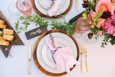Rosé All Day – Bridal Shower Inspiration with borrowed BLU rentals