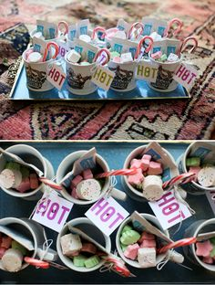 Adorable idea for party favors and office gifts
