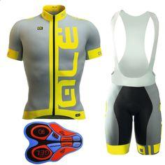 Ale 2018 Summer Cycling Jersey traspirante manica corta Ciclismo  Abbigliamento 100% poliestere Ale ropa Ciclismo 2fe2f1e8eb