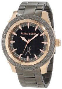 Marc Ecko Men's M15501G3 The Force Three Hand Watch Marc Ecko. $97.15. Durable mineral crystal protects watch from scratches,. Quartz movement. Case diameter: 47.5. Water-resistant to 165 ft(50m). Water-resistant. Save 37%!