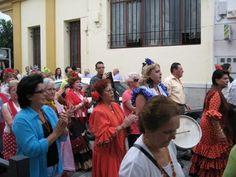 el 28 de febrero es el Día de Andalucía, comunidad española de la que Sevilla es capital