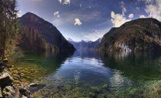 Bachtesgadenské Alpy, Nemecko